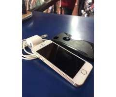 Vendo iPhone 5S de 16Gb Gold