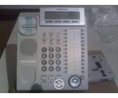 Telefono ejecutivo panasonic ip