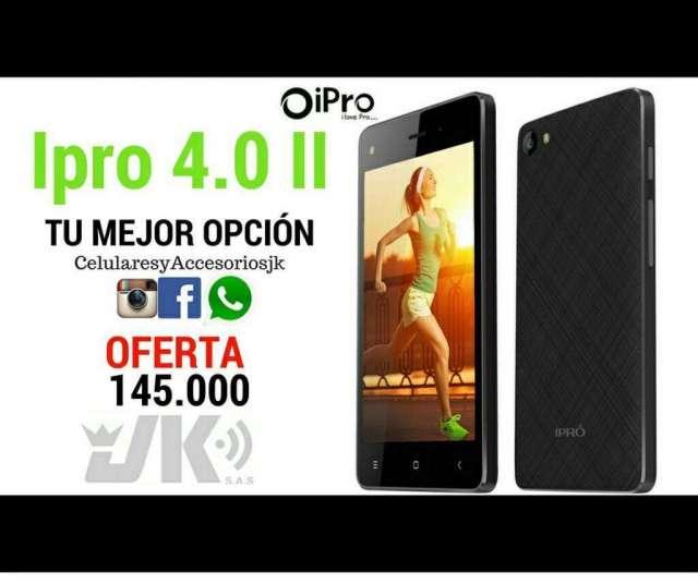 Celular Barato Ipro 4.0 Ii