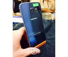 Samsung s6 edge como nuevo