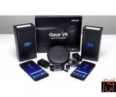 vendo Samsung S8plus Iphone 7 Rojo WhatsAp +19132958342