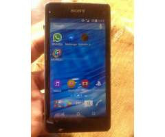 Sony Z1 Compac Lte. 16 Gigas Android 5.1
