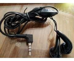 Audifonos originales nuevos Alcatel, VIII Biobío