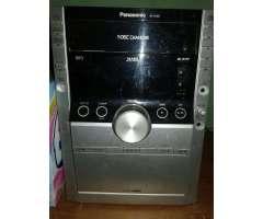 Vendo Radio Panasonic Solo para Cds 40