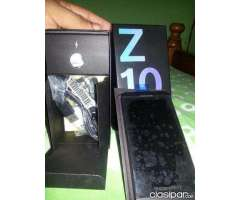 Blackberry Z10 4G LTE, 16Gb 2Gb Ram 8Mpx 5Mpx Frontal Full Versión HD STL 100 2 Aplicaciones