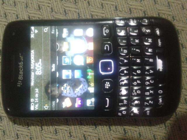 Blackberry Bold 6 para Ya
