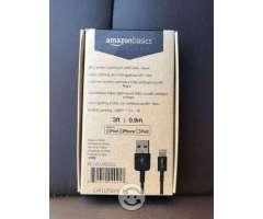 Cable para Iphone, Ipod o Ipad