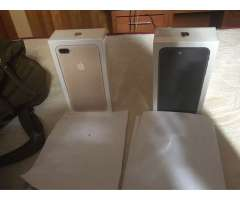 IPhone 7 Plus gold precintado 128gb