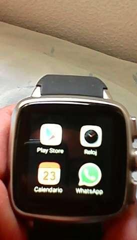Reloj movil sensor de ritmo