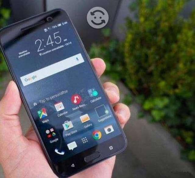 HTC m10 Libre de fábrica 32gb Expansible