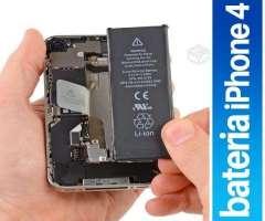 Bateria Iphone 4 4S Instalada Boleta y Garantia, Región Metropolitana