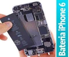 Bateria iPhone 6 Instalada Boleta Garantia, Región Metropolitana