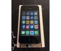 iPhone 4S 16Gb Digitel Caja Original
