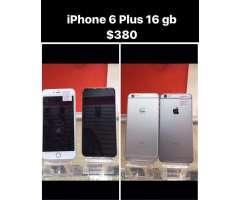 Venta iPhone 5,5C,5S,6,6S,6Plus desde125
