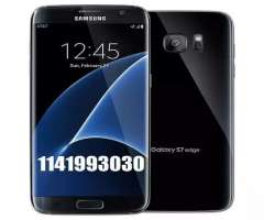 Samsung Galaxy S7 Edge 4g 5.5' Lte Hasta Agotar Stock !