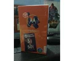 Motorola E4 Plus Nuevo y Sellado, Región Metropolitana