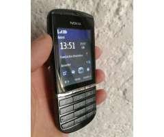 Nokia Ancel con Cargador