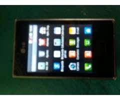 celular LG LE400 de oferta 30 dolar
