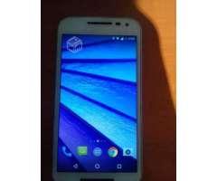 Motorola Moto G3, Región Metropolitana