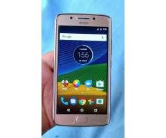 Motorola MOTO G5 Normal DORADO 32GB Negociable RECIBO CELULAR EN PARTE DE PAGO