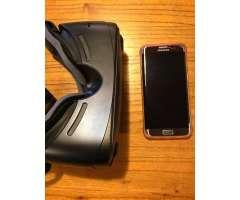 Samsung S7 Edge y Samsung Vr