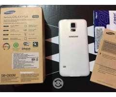 Samsung S5 sin fallas en