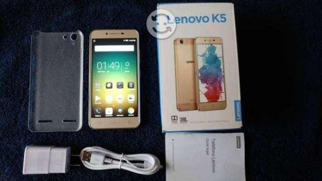 Lenovo k5 edicion especial como nuevo