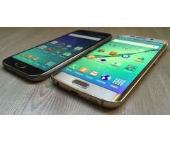 Samsung galaxy s7 y s7 edge curvo