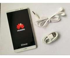 Huawei Mate 8 Blanco, Perfecto Y Libre