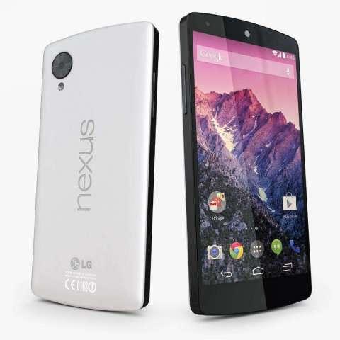Lg Nexus 5 Excelente Estado, Negociable