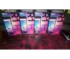 Blu R1 Hd 8  16 Gb Nuevos Sellados