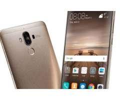 Huawei Mate 9 Lite,32gb,3gb Ram,cam Dual 12mp/8mp Tienda San Borja. Garantía.