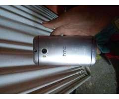 VENDO HTC ONE M8 32GB CON DETALLE ESTA PARA FLASHEAR