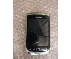 Celu Blackberry Torch 9810 en muy buen estado. Cám. 5 Mp. WiFi!!!!