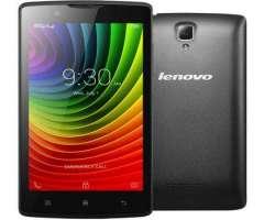 Lenovo A2010 LTE negro