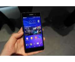 Vendo Sony Xperia Z2 Grande Libre 4G LTE,Camara de 20.7MPX FHD,3GB RAM,Quad Core 2.3GHz,16GBi,9.5&#x
