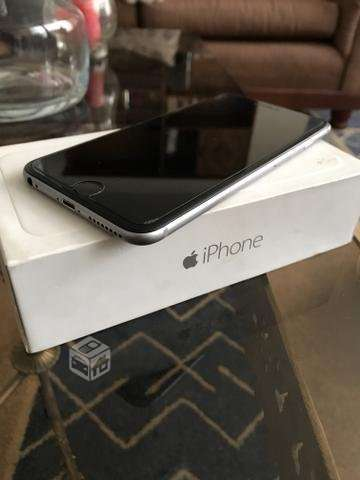 Iphone 6 plus space grey 64gb, Región Metropolitana