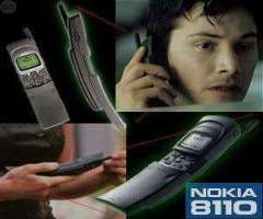 Nokia 8110 matrix banana