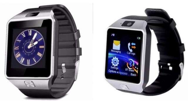 Reloj Smartwach Bluetooth Chip Sd Camara