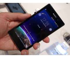 Vendo Sony Xperia Z1 Libre 4G LTE,Camara de 20.7MPX,2GB RAM,Quad Core 2.2GHz,9/10pts