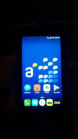 Solo Vendo Alcatel Pixi 4 Lte Linea Ance