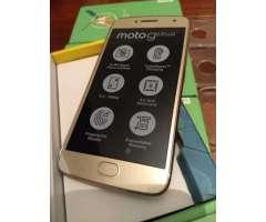 Vendo Moto G5 Plus Libre de Fabrica