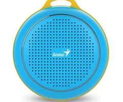 Parlante Genius SP906BT Bluetooth Inalambrico