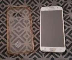 Samsung Galaxy S7 Silver , Región Metropolitana