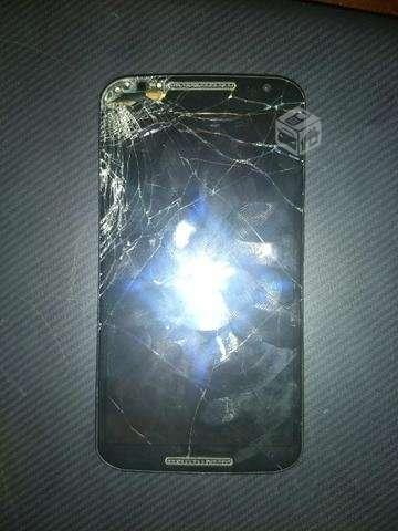 Motorola Moto X 2 con solo pantalla rota, I Tarapacá