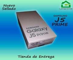 SAMSUNG GALAXY J5 PRIME 4G LTE TIENDA NUEVO Y SELLADO GARANTÍA LIBRE OPERADOR DELIVERY