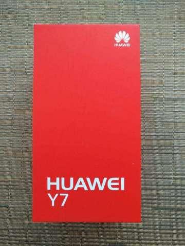 Huawei Y7 en Caja Nuevo