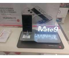 Huawei Mate9 Silver de 64gb, 4gb Ram