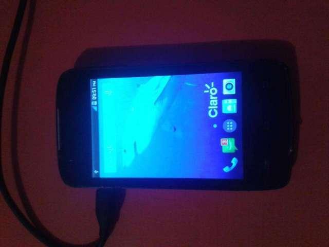 Remato celular AVVIO model 750 LIBRE cualquier Operador