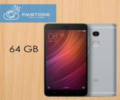 Xiaomi Redmi note 4  3GB RAM  64 GB memoria LTE